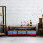 Reclaimed Furniture Boat-Wood-Set